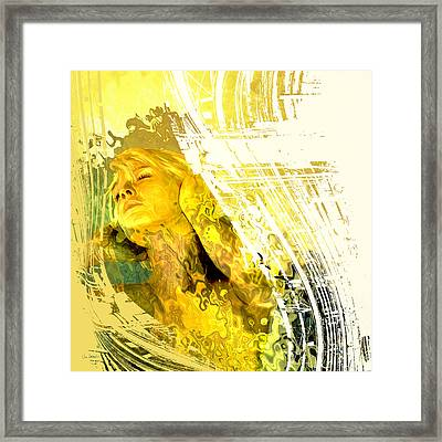 Sweet Surrender Framed Print
