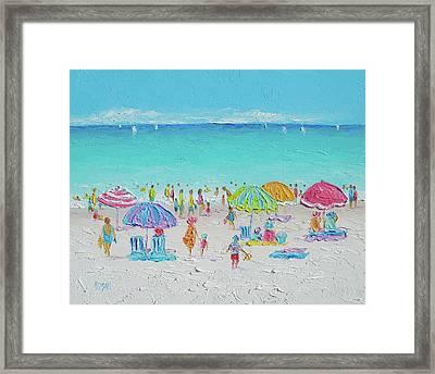 Sweet Sweet Summer Framed Print