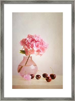 Sweet Things Framed Print
