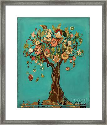 Sweet Tree Framed Print