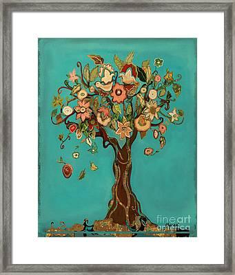 Sweet Tree Framed Print