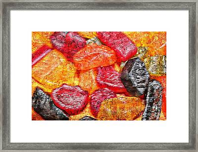 Sweet Wine Framed Print