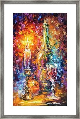 Sweet Wine  Framed Print