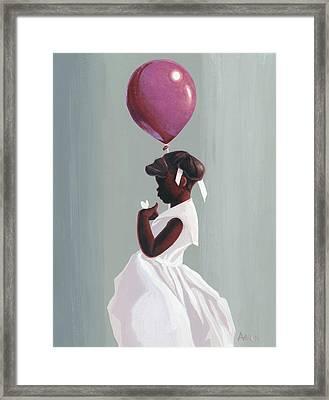 Sweetie Framed Print