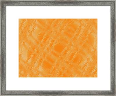 Sweetly Industrious Framed Print by Pharris Art