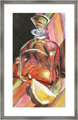 Sweetness Framed Print by Trina Teele