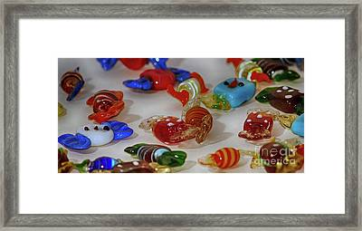 Sweets For My Sweet 4 Framed Print
