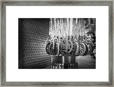 Sweets On Wheels Framed Print