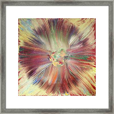Swept Framed Print by Dar Freeland