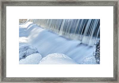 Swift River Reservation Petersham Massachusetts Framed Print