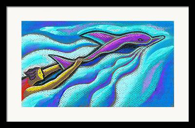 Beauty In Nature Paintings Framed Prints
