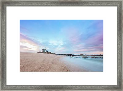 Framed Print featuring the photograph Swirl by Bruno Rosa