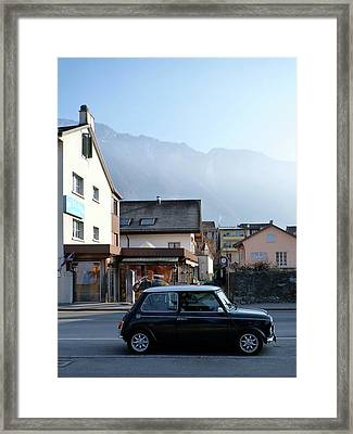 Swiss Mini Framed Print