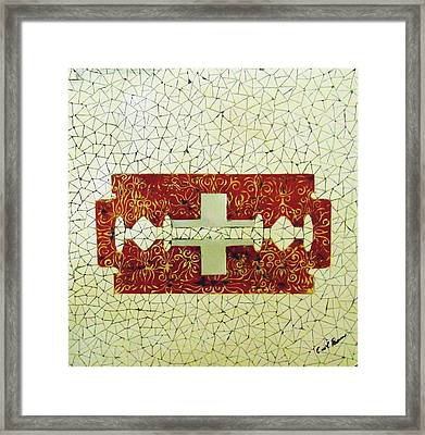 Switts Army Framed Print by Emil Bodourov