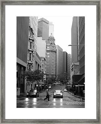 Sydney Australia Framed Print