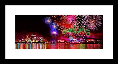 New South Wales Framed Prints