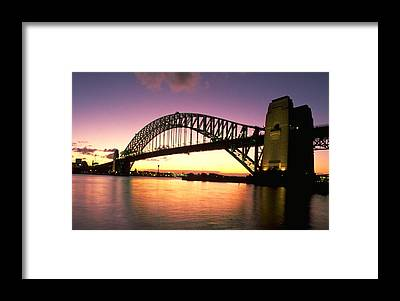 Bridge Travelpics Framed Prints