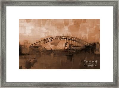 Sydney Opera House 05 Framed Print