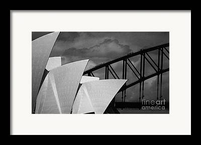 Sydney Framed Prints