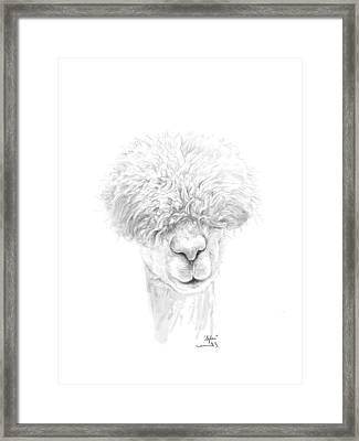 Sylar Framed Print