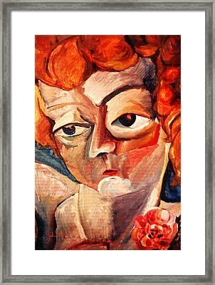 Sylvia Framed Print by John Keaton