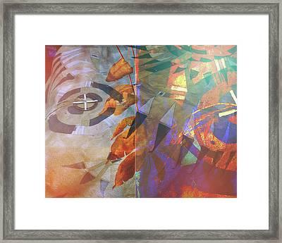 Symbolism No. 5 Framed Print by Toni Hopper