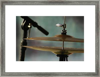 Symbols Of Joy Framed Print by Lori Mellen-Pagliaro