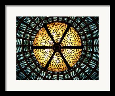 Symmetric Framed Prints