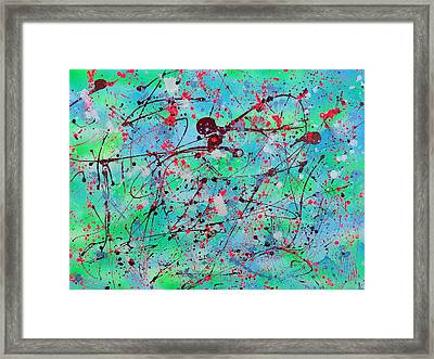 Symphony Framed Print by Patrick Morgan
