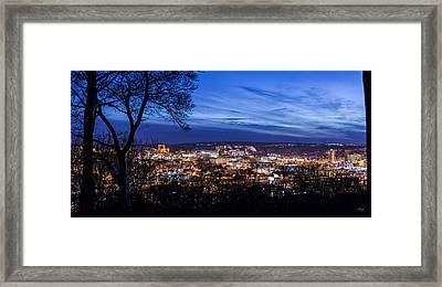 Syracuse Spectacular Framed Print by Everet Regal