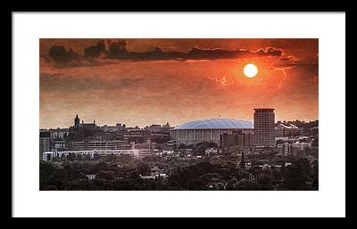 Syracuse Framed Prints
