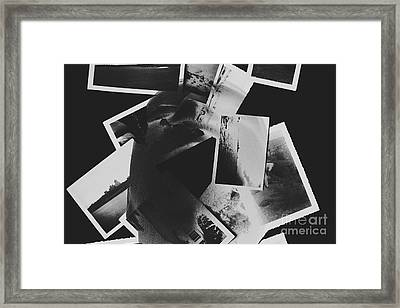 Systematic Recollection Of Memories Framed Print