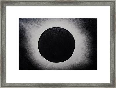 Syzygy Framed Print by Nick Young