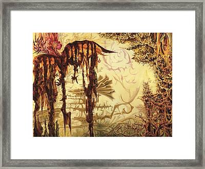 Szymanowski Landscape Framed Print