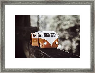 T1 Volkswagen Framed Print