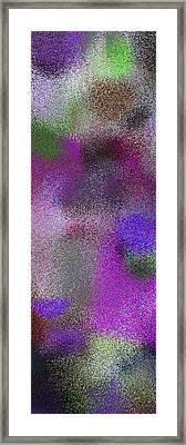 T.1.1444.91.1x3.1706x5120 Framed Print