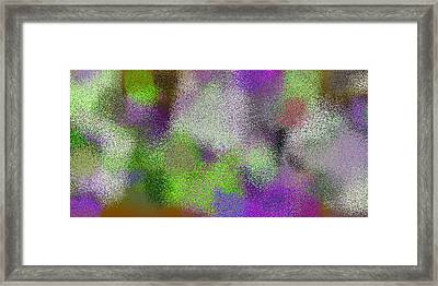 T.1.1587.100.2x1.5120x2560 Framed Print