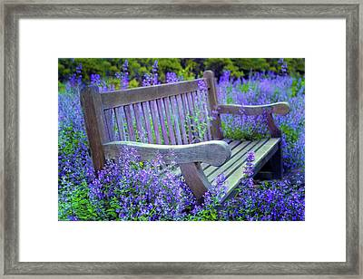 Heaven Scent Framed Print