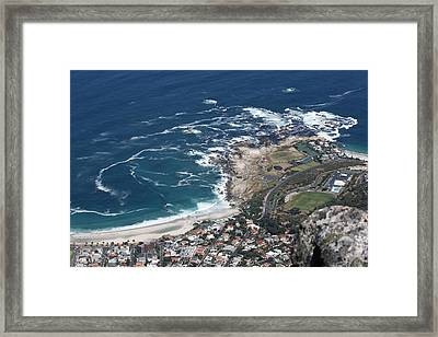 Table Mountain View Framed Print by Andrei Fried
