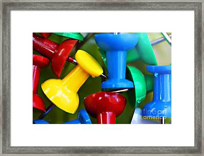 Tacky Art Framed Print by Clayton Bruster