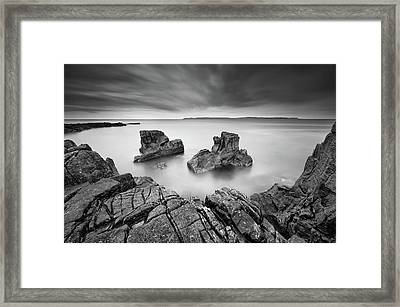 Take A Breath II Framed Print by Pawel Klarecki