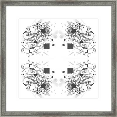 Take A Chance 2 Framed Print by Helena Tiainen