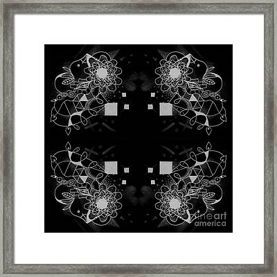 Take A Chance 2 Inverted Framed Print