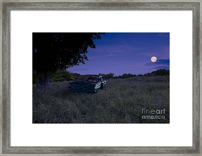 Take A Picture Of This... Framed Print by Gordon Wood