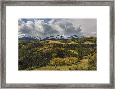 Take It In Framed Print by Jon Glaser