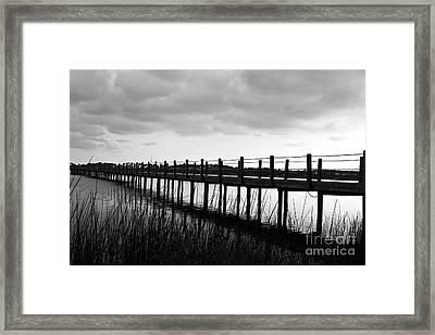 Take Me Away Framed Print by Scott Pellegrin