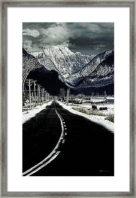 Take Me Home 2 Framed Print