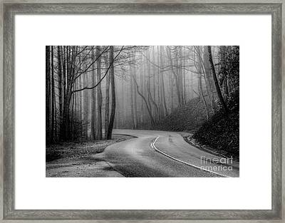 Take Me Home II Framed Print