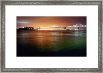 Framed Print featuring the photograph Take Me Home Tonight by Peter Thoeny