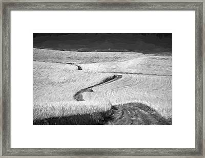 Take Me There II Framed Print